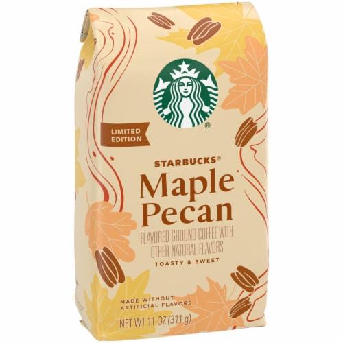 Starbucks® Maple Pecan Ground Coffee Perspective: front