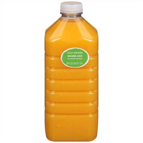 Evolution Fresh Orange Juice Perspective: front
