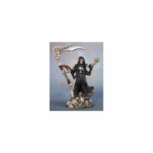 Reaper Miniatures REM03818 25 mm Dark Heaven Legends Lord of Death Miniature Perspective: front