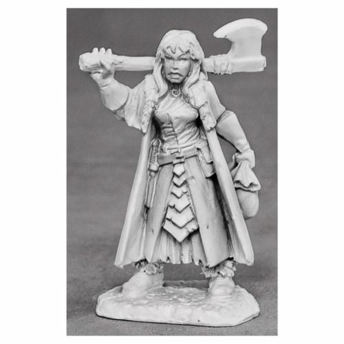 Reaper Miniatures REM03872 Dark Heaven Legends - Fruella, Dreadmere Mercenary Perspective: front