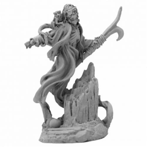 Reaper Miniatures REM03968 DHL Ghost Pirate Bosun Miniatures Perspective: front