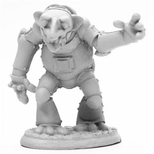Reaper Miniatures REM04004 Dark Heaven Legends & Pizza Dungeon Animatronic Troll Miniatures & Perspective: front