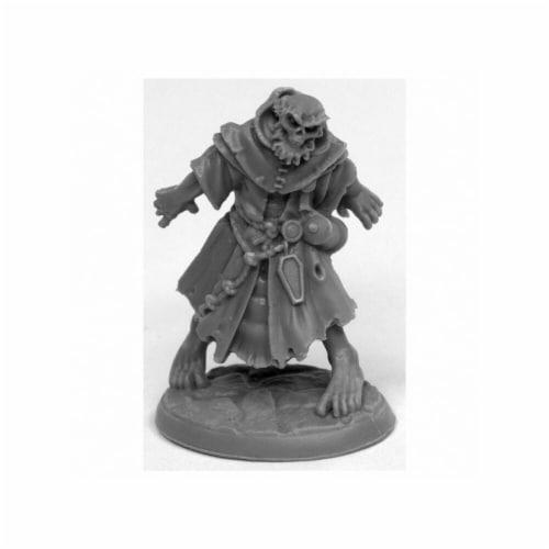 Reaper Miniatures REM44022 Bones Dreadmere Wight Miniatures, Black Perspective: front