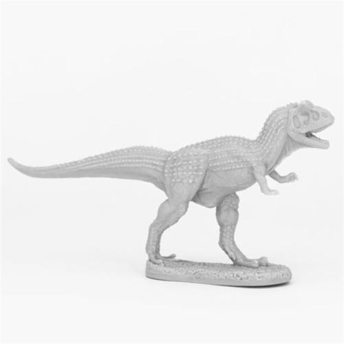 Reaper Miniatures REM44080 Bones Carnotaurus Miniatures, Black Perspective: front