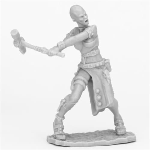 Reaper Miniatures REM44083 Bones Stone Giant Champion Miniatures, Black Perspective: front