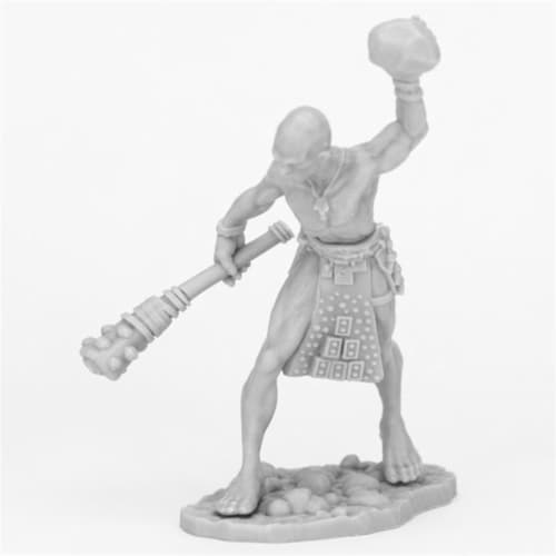 Reaper Miniatures REM44085 Bones Stone Giant Guard Miniatures, Black Perspective: front