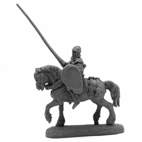 Reaper Miniatures REM44091 Bones Anhurian Cavalry Miniatures, Black Perspective: front