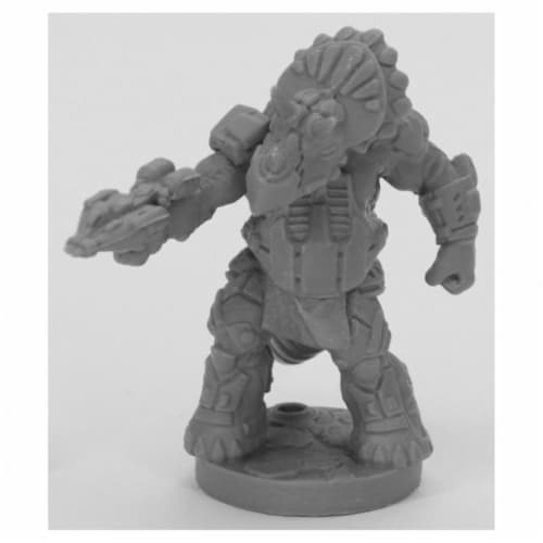 Reaper Miniatures REM49006 Bones Thunderfoot Commander Miniatures, Black Perspective: front