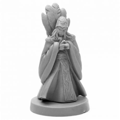 Reaper Miniatures REM49022 Bones Black-Andromedan Vizier Miniature Perspective: front