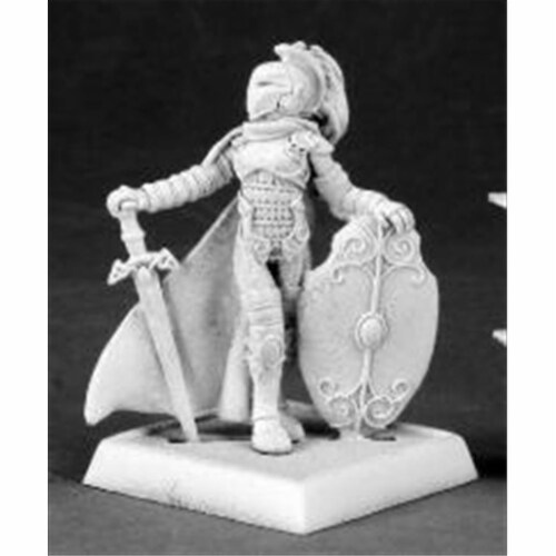 Reaper Miniatures 60025 Pathfinder Series Gray Maiden Miniature Perspective: front