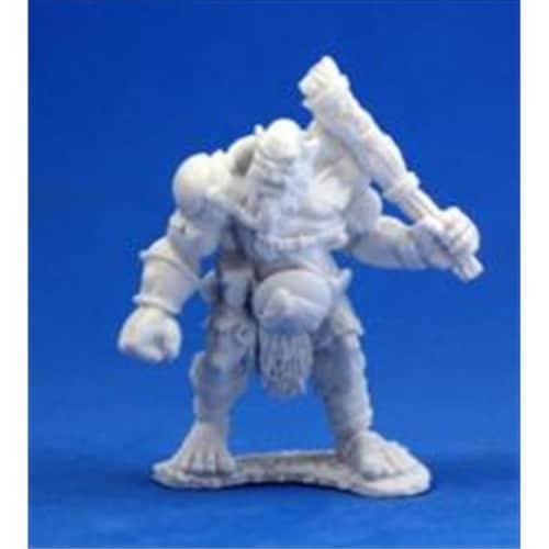Reaper Miniatures 77005 Bonest50 - Ogre Chieftain Perspective: front