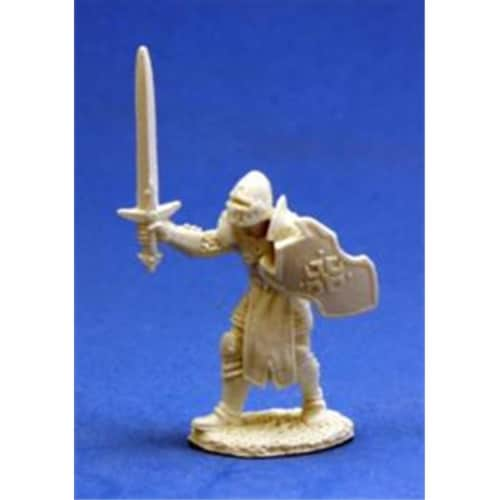 Reaper Miniatures 77008 Bonest50 - Garrick The Bold Perspective: front