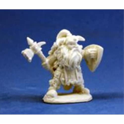 Reaper Miniatures 77011 Bonest50 - Fulumbar Ironhand Perspective: front