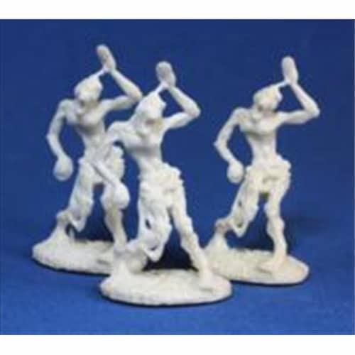 Reaper Miniatures 77014 Bones - Zombies Set Of 3 Perspective: front