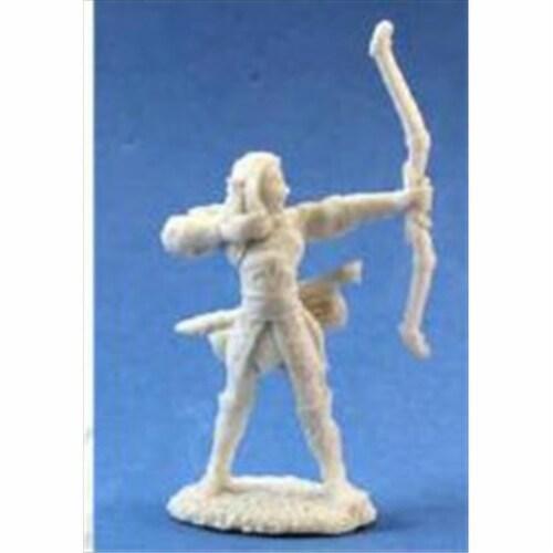Reaper Miniatures 77021 Bones - Lindir, Elf Archer Perspective: front