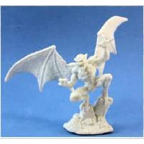 Reaper Miniatures 77028 Bones - Gargoyle Perspective: front