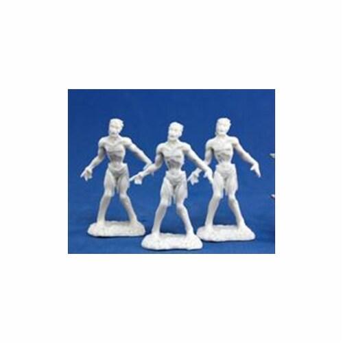 Reaper Miniatures 77053 Bones - Zombies Set Of 3 Perspective: front