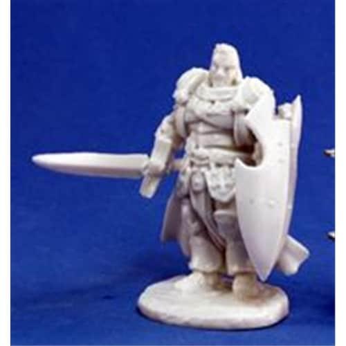 Reaper Miniatures 77063 Bonest50 - Duke Gerard Perspective: front