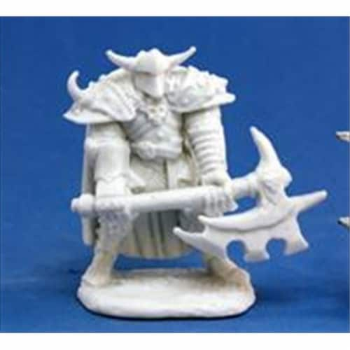 Reaper Miniatures 77065 Bones - Norgol, Irongrave Knight Perspective: front