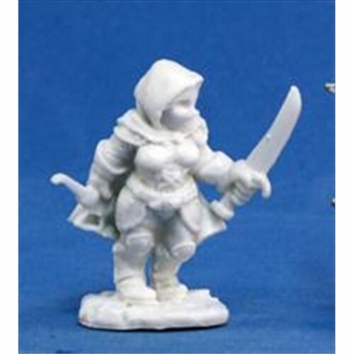 Reaper Miniatures 77072 Bones - Baily Silverbell Perspective: front