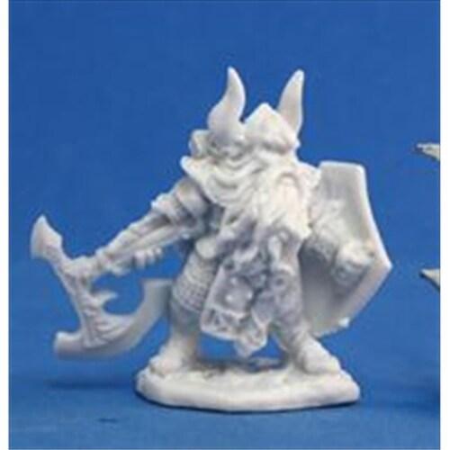 Reaper Miniatures 77074 Bonest50 - Dain Deepaxe Perspective: front