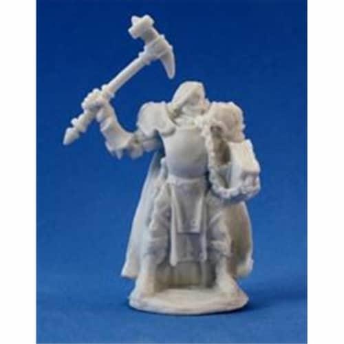 Reaper Miniatures 77089 Bones - Halbarand, Cleric Perspective: front