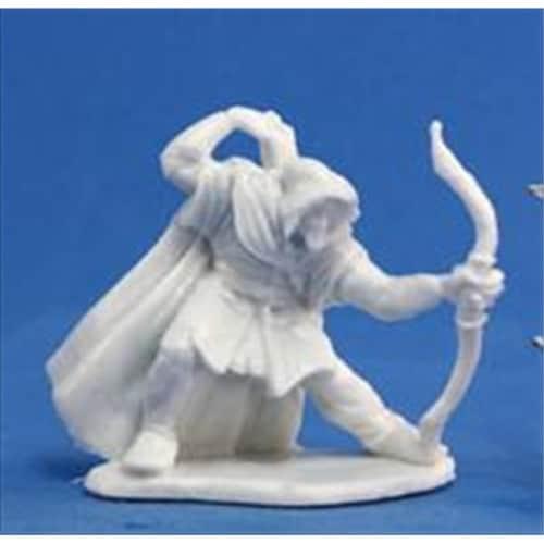 Reaper Miniatures 77090 Bones - Mason Thornwarden Perspective: front