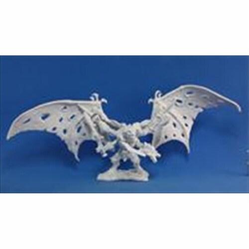 Reaper Miniatures 77111 Bones - Rauthuros, Demon Perspective: front