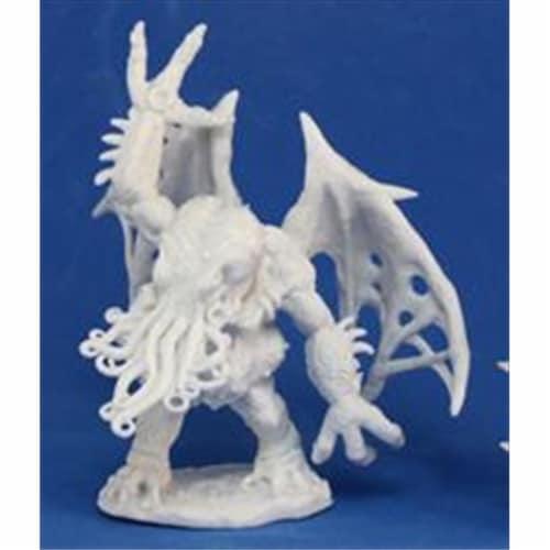 Reaper Miniatures 77113 Bonest50 - Eldritch Demon Perspective: front