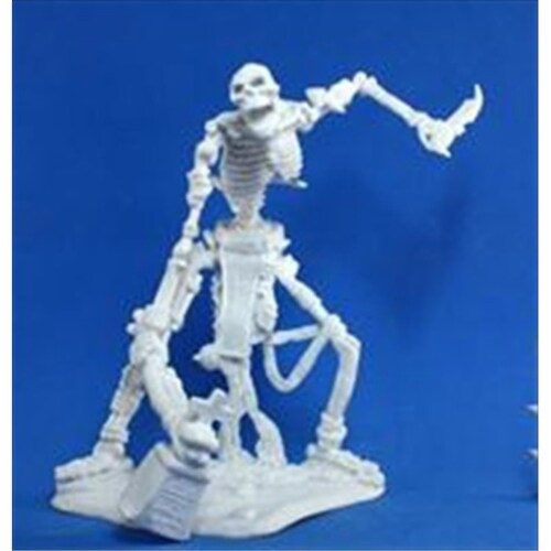 Reaper Miniatures 77116 Bones - Colossal Skeleton Perspective: front