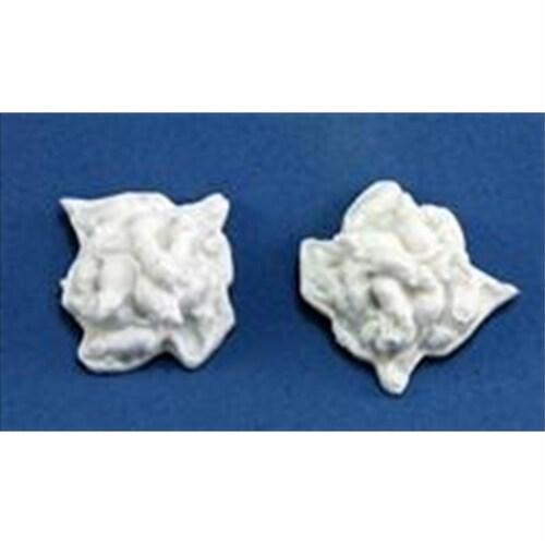 Reaper Miniatures 77129 Bones - Vermin Rat Swarm Set Of 2 Perspective: front