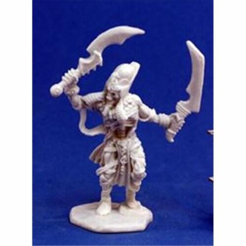 Reaper Miniatures 77145 Bones - Mummy Captain Perspective: front