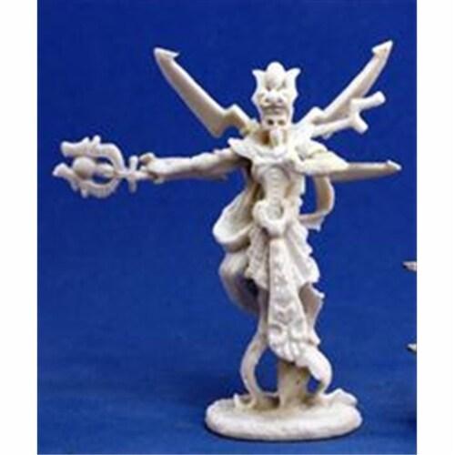 Reaper Miniatures 77147 Bones - Mummy Lich Perspective: front