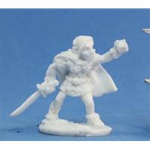 Reaper Miniatures 77167 Bones - Ingrid, Female Gnome Perspective: front