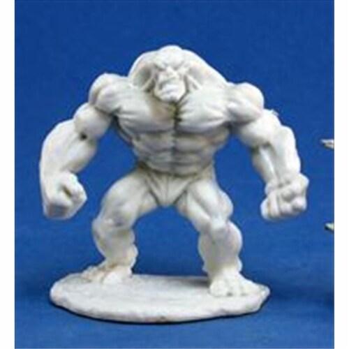 Reaper Miniatures 77170 Bones - Clay Golem Perspective: front