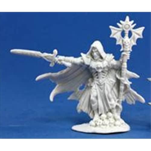 Reaper Miniatures 77172 Bones - Malek Necromancer Perspective: front
