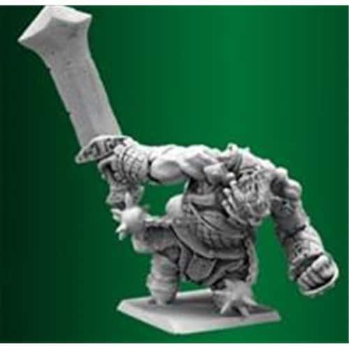 Reaper Miniatures 77178 Bones - Fire Giant Warrior Perspective: front