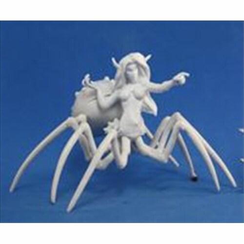 Reaper Miniatures 77180 Bones - Shaerileth, Spider Demoness Perspective: front