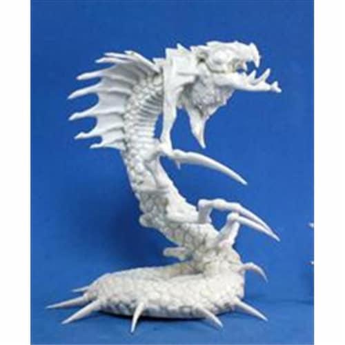 Reaper Miniatures 77183 Bones - Frost Wyrm Perspective: front