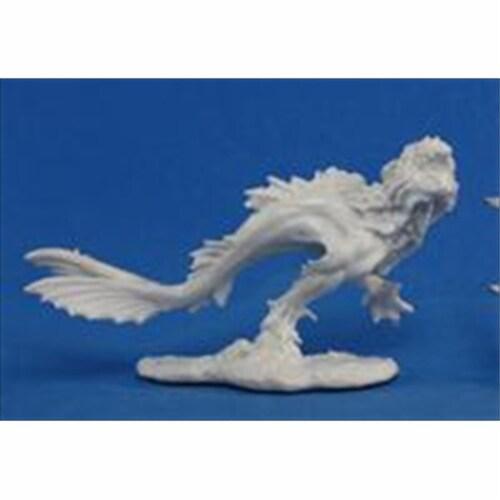 Reaper Miniatures 77188 Bones - Sea Lion Perspective: front