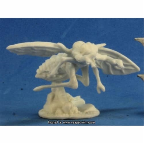 Reaper Miniatures REM77259 25mm Scale Fly Demon - Kevin Williams Perspective: front