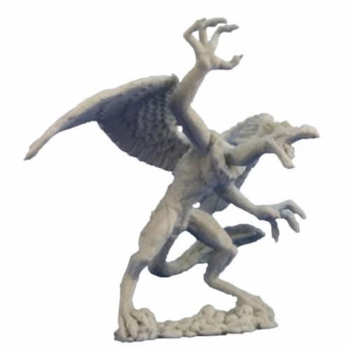 Reaper Miniatures REM77262 Bones-Vrock Demon Miniature Games Perspective: front