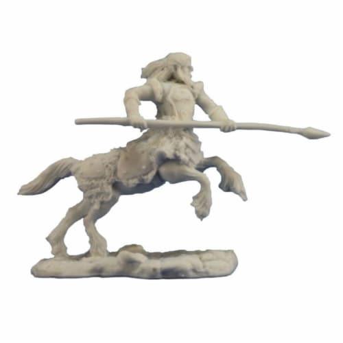 Reaper Miniatures REM77263 Bones Male Centaur Miniature Reaper Perspective: front