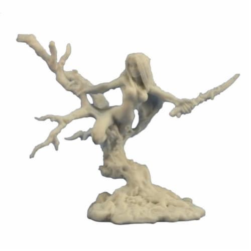 Reaper Miniatures REM77265 Bones Drys, Dryad Miniature Perspective: front