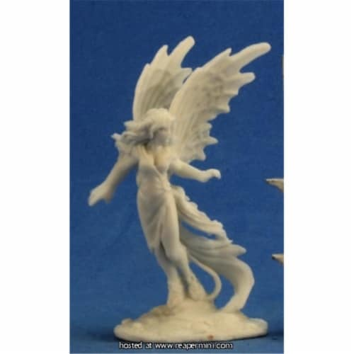 Reaper Miniatures REM77266 25mm Scale Glitterwing, Sylph - Julie Guthrie Perspective: front