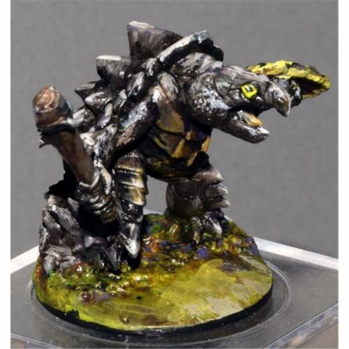 Reaper Miniatures REM77270 Bones-Spikeshells Warriors 2 Perspective: front