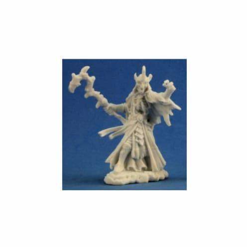 Reaper Miniatures REM77280 Bones Lich Miniature Perspective: front