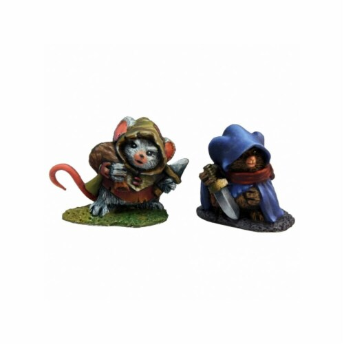 Reaper REM77287 Mousling Thief & Assassin Bones Miniature Figures Perspective: front