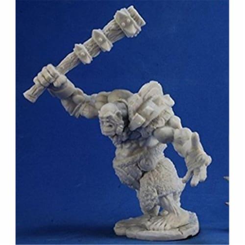 Reaper Miniatures REM77313 Bones-Krug, Hill Giant Perspective: front