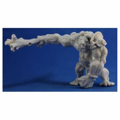 Reaper REM77314 Bones Hill Giant Golan Miniature Figures Perspective: front